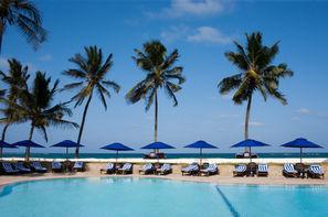 Kenya-Mombasa, Hôtel Jacaranda Indian Ocean Beach Resort 4*