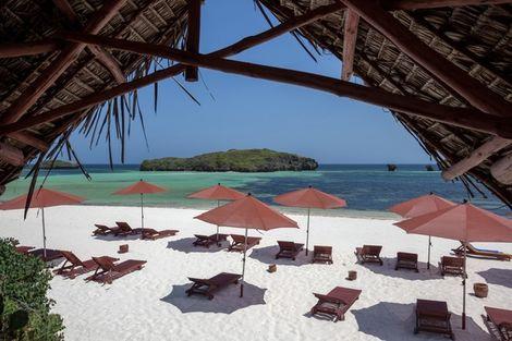 Kenya-Mombasa, Hôtel Seven Islands Beach Resort 4*