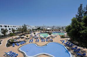 Lanzarote-Arrecife, Hôtel Blue Bay Lanzarote 3*