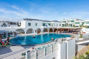 Lanzarote-Costa Teguise, Hôtel Blue Sea Los Fiscos 3*