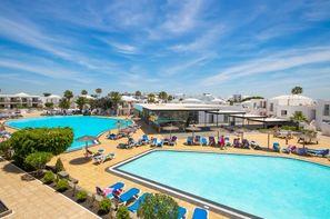 Lanzarote-Costa Teguise, Hôtel Floresta 3*