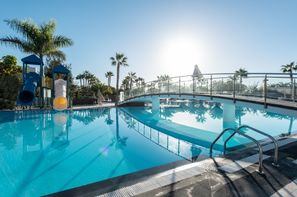 Lanzarote-Costa Teguise, Hôtel THB Tropical Island 4*