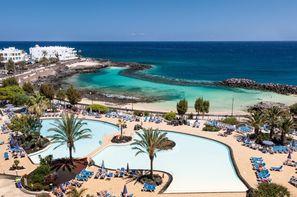 Lanzarote-Costa Teguise, Hôtel Grand Teguise Playa 4*