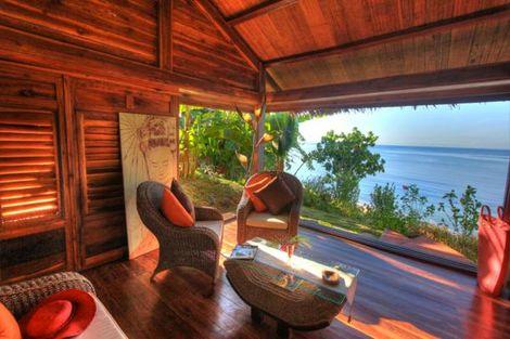 Madagascar-Nosy Be, Lodge Manga Soa Lodge