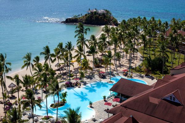 Hotel andilana beach resort baie d 39 andilana madagascar for Club piscine ste marie