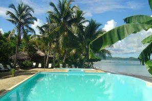 Madagascar-Nosy Be, Hôtel Anjiamarango Beach Resort 3* sup
