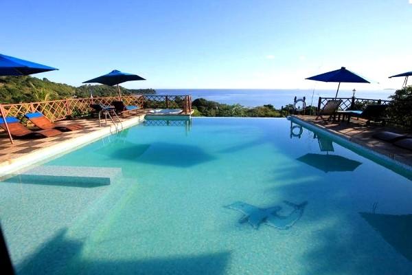 Piscine - Le Grand Bleu Hotel Le Grand Bleu2* Nosy Be Madagascar