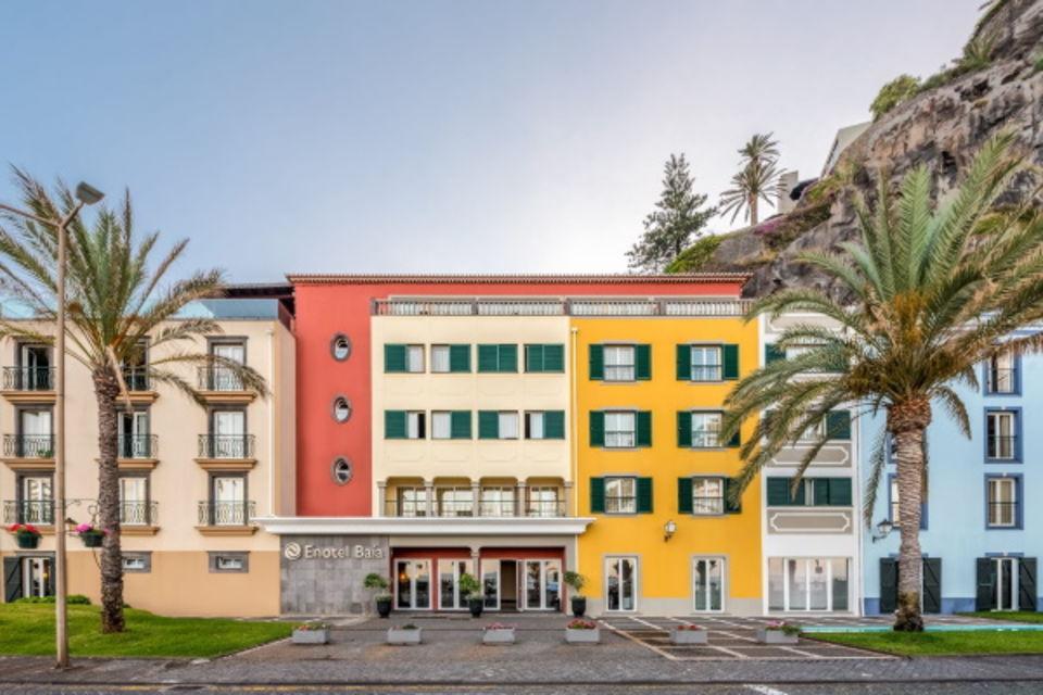 Hôtel Enotel Baia Afrique Madere