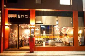Madère-Funchal, Hôtel Funchal Design 4*