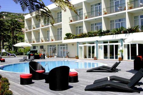 Madère-Funchal, Hôtel Hôtel Do Campo 4*