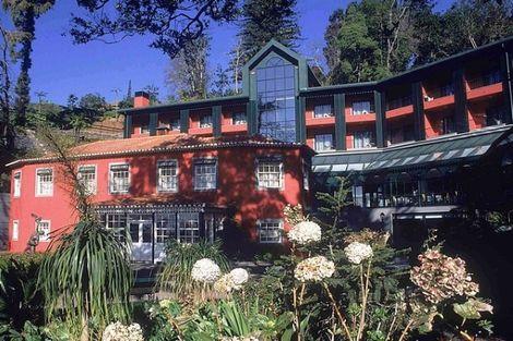 Madère-Funchal, Hôtel Hôtel Quinta Do Monte 5*