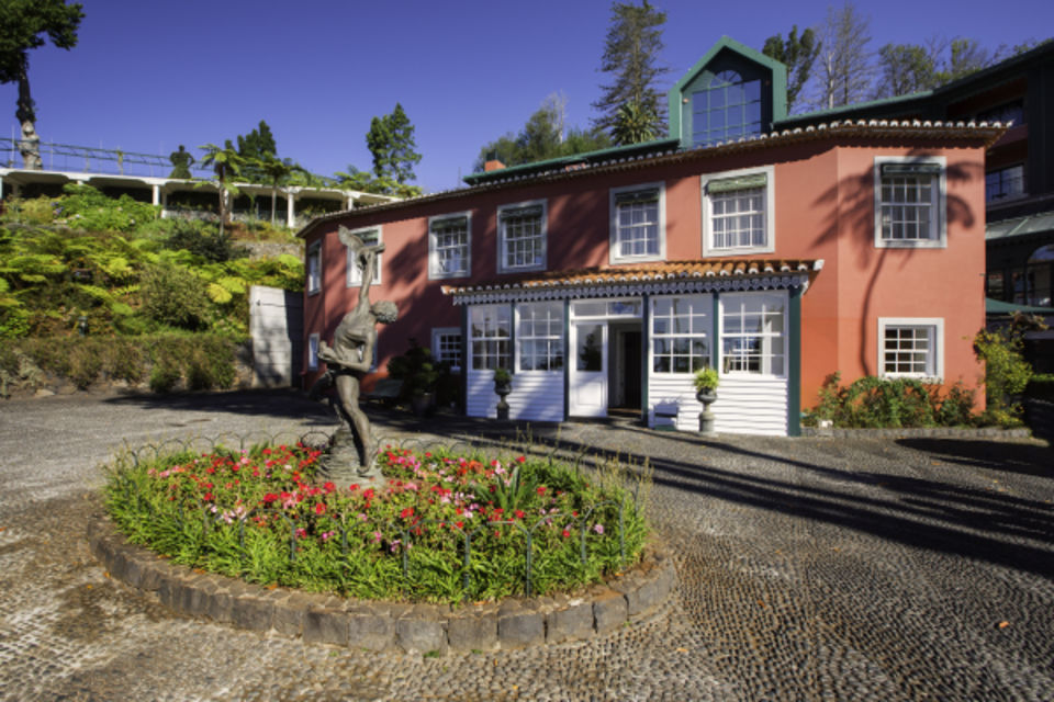 Hôtel Quinta Do Monte Funchal Madere