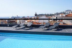 Madère-Funchal, Hôtel Do Carmo 3*