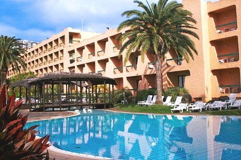 Madère-Funchal, Hôtel Dom Pedro Garajau 3*