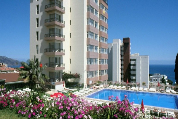 piscine - Dorisol : Buganvilia / Mimosa Hôtel Dorisol : Buganvilia / Mimosa3* Funchal Madère
