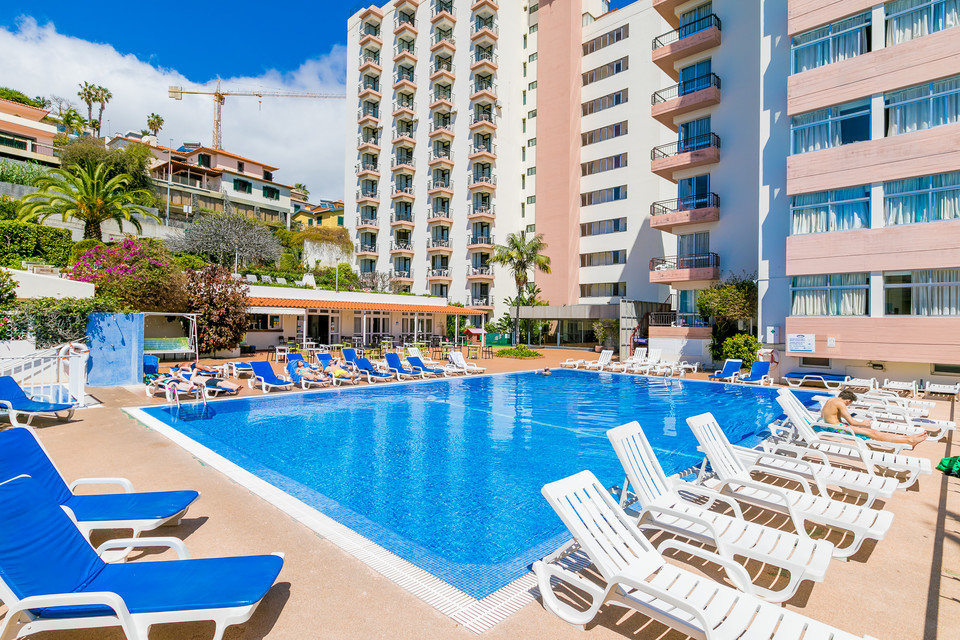 Hôtel Dorisol : Buganvilia / Mimosa Funchal Madere