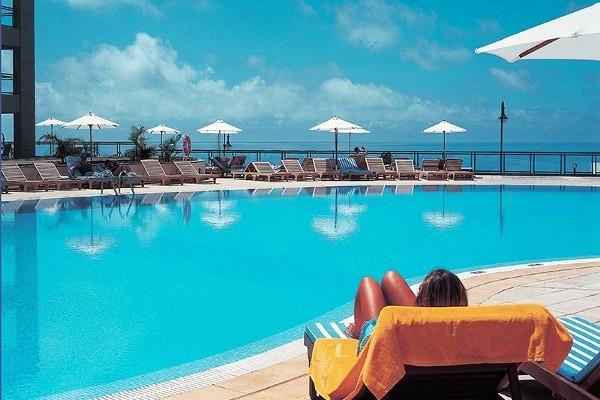 Piscine - Enotel Lido Madeira  Hotel Enotel Lido Madeira5* Funchal Madère