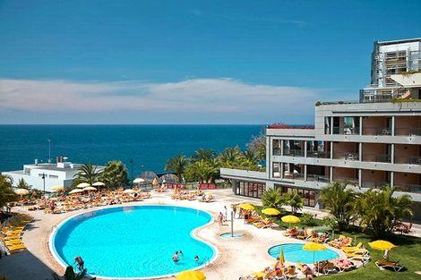 Madère-Funchal, Hôtel Enotel Lido Resort Conference & Spa 5*