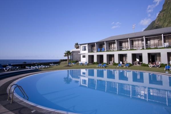 Piscine - Estalagem do Mar  Hôtel Estalagem do Mar3* Funchal Madère
