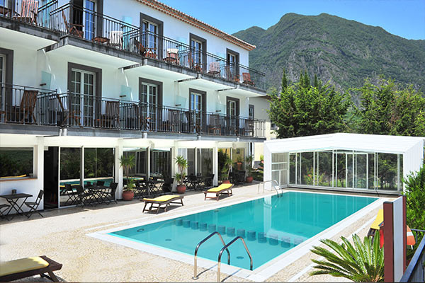 Piscine - Estalagem do Vale Hotel Estalagem Do Vale4* Funchal Madère