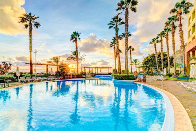 Madère : Club Framissima Calheta Beach
