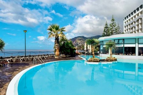Madère-Funchal, Club Heliades Pestana Ocean Bay Resort Suite 4*