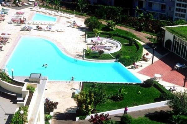 Piscine extérieure - Jardins D'Ajuda Hôtel Jardins D'Ajuda4* Funchal Madère