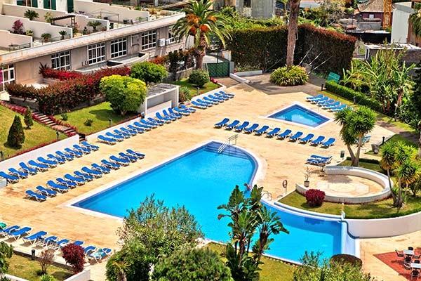 Piscine - Jardins d'Ajuda Hotel Jardins d'Ajuda4* Funchal Madère