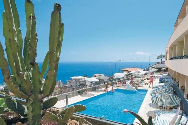 Piscine du Madeira Panoramico - Madeira Panoramico Hotel Madeira Panoramico4* Funchal Madère