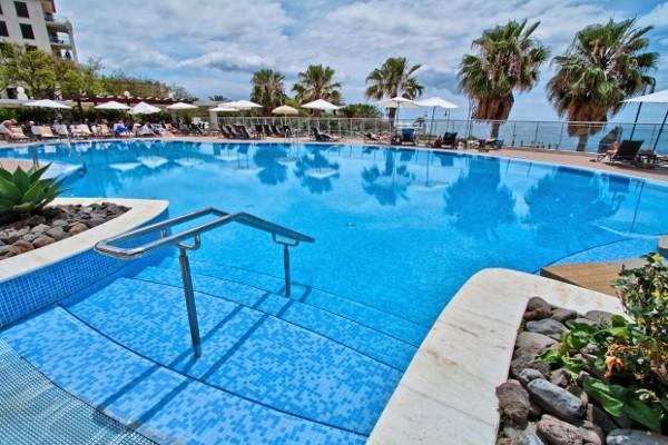 Piscine - Melia Madeira Mare Resort & Spa Hôtel Melia Madeira Mare Resort & Spa5* Funchal Madère