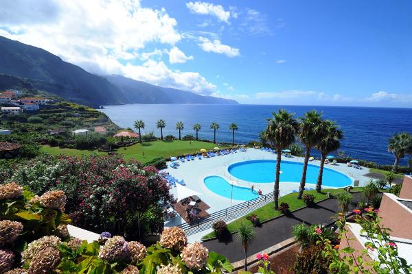 Piscine - Monte Mar Monte Mar - Ponta Delgada Funchal Madère