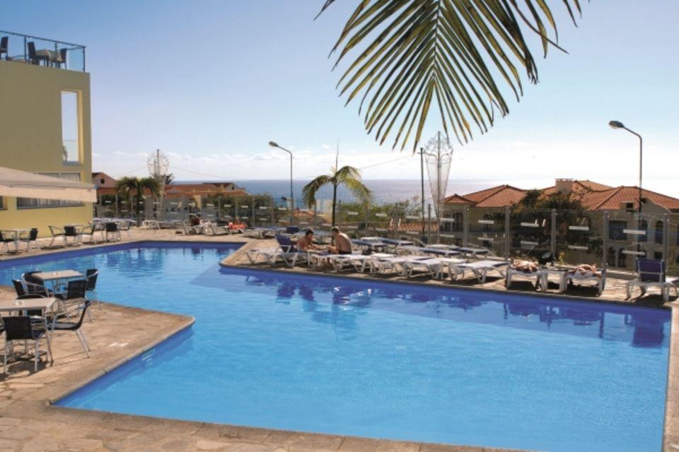Hôtel Muthu Raga Madeira Funchal Madere