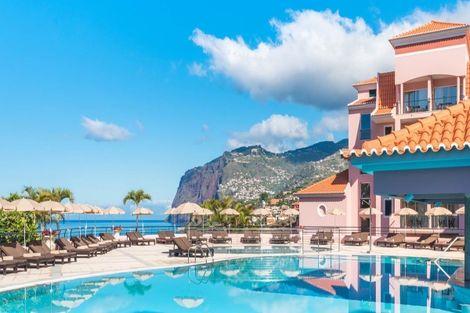 Madère-Funchal, Hôtel ÔClub Premium Pestana Royal 5*