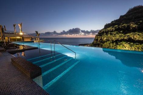 Madère-Funchal, Hôtel Saccharum 5*