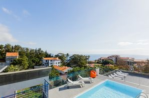 Madère-Funchal, Hôtel Terrace Mar Suite 4*