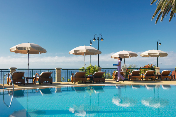 Piscine - The Cliff Bay Hotel The Cliff Bay Resort		5* Funchal Madère
