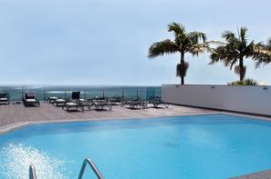Madère-Funchal, Hôtel The Lince 4*