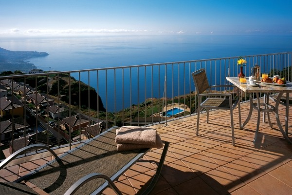 Terrasse - Cabo Girao Hôtel Cabo Girao		4* Funchal Madère