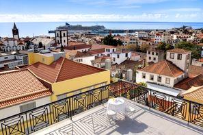 Madère-Funchal, Hôtel Orquidea 3*