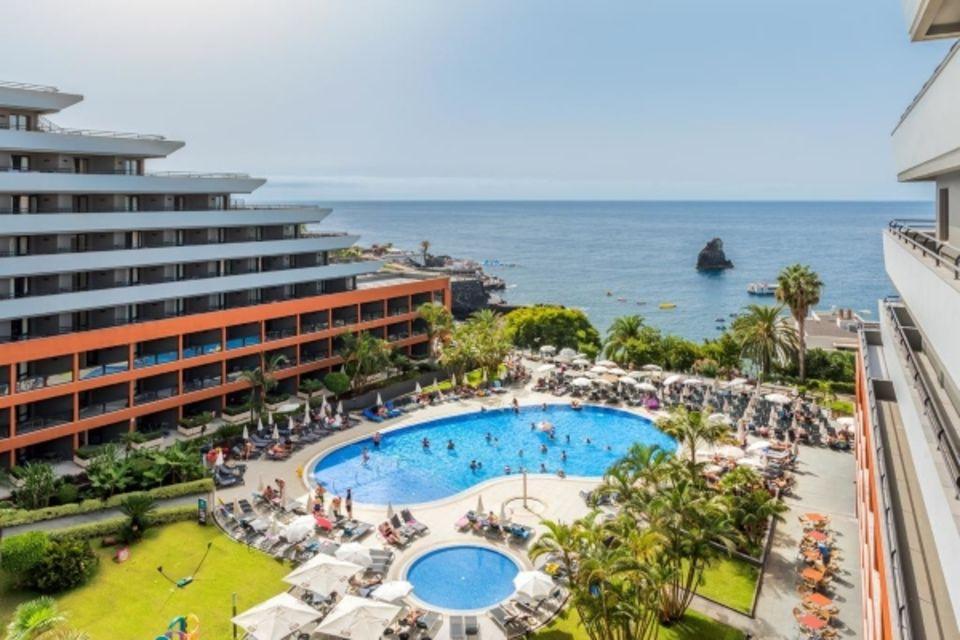 Hôtel Enotel Lido Resort Conference & Spa Funchal Madere