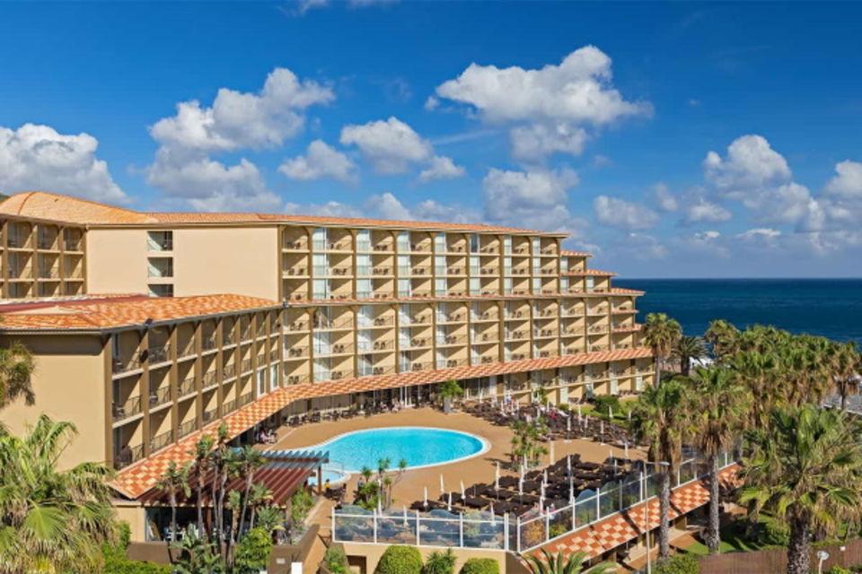 Hôtel Four Views Oasis Afrique Madere