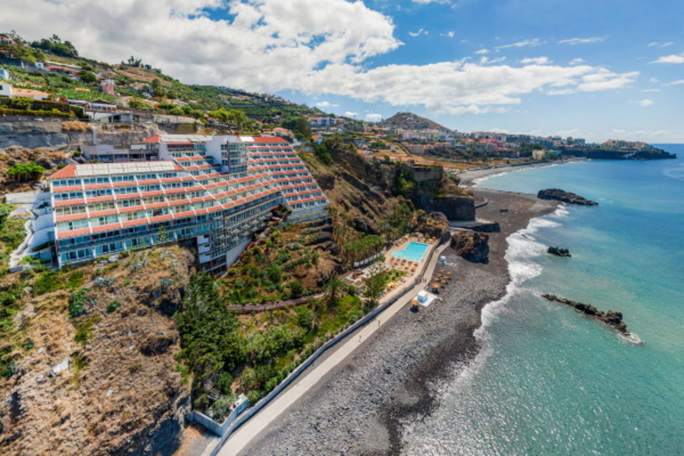 Hôtel Orca Praia Funchal Madere