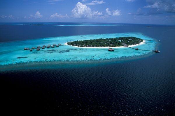Atoll Hôtel Olhuveli Beach Resort & Spa4* Male Maldives