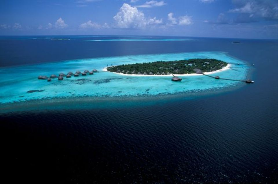 Hôtel Olhuveli Beach Resort & Spa Male Maldives