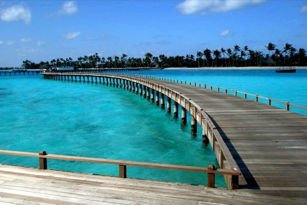 Ponton - Sun Siyam Iru Fushi Resort & Spa Hôtel Sun Siyam Iru Fushi Resort & Spa5* Male Maldives
