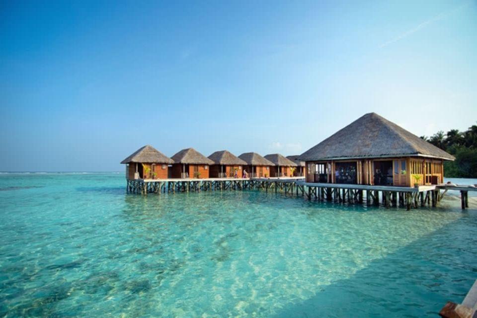 Hôtel Meeru Island Resort & Spa Male Maldives