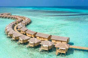 Maldives-Male, Hôtel You & Me by Cocoon 5*