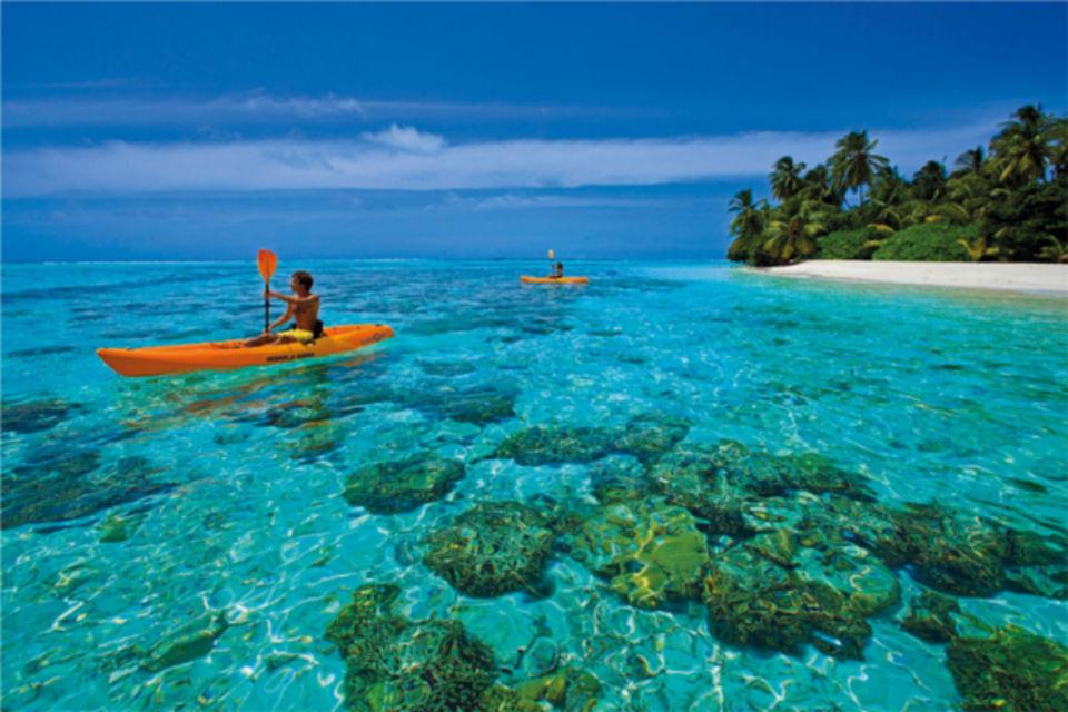 Hôtel The Barefoot Eco Hotel Male Maldives