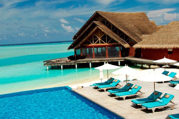Piscine - Anantara Dhigu Resort & Spa Hôtel Anantara Dhigu Resort & Spa5* Male Maldives