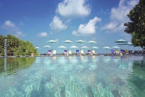 Maldives-Male, Hôtel Club Jet tours confidentiel Helengeli 4*